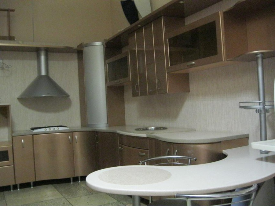 Кухня Антилопа-пуш